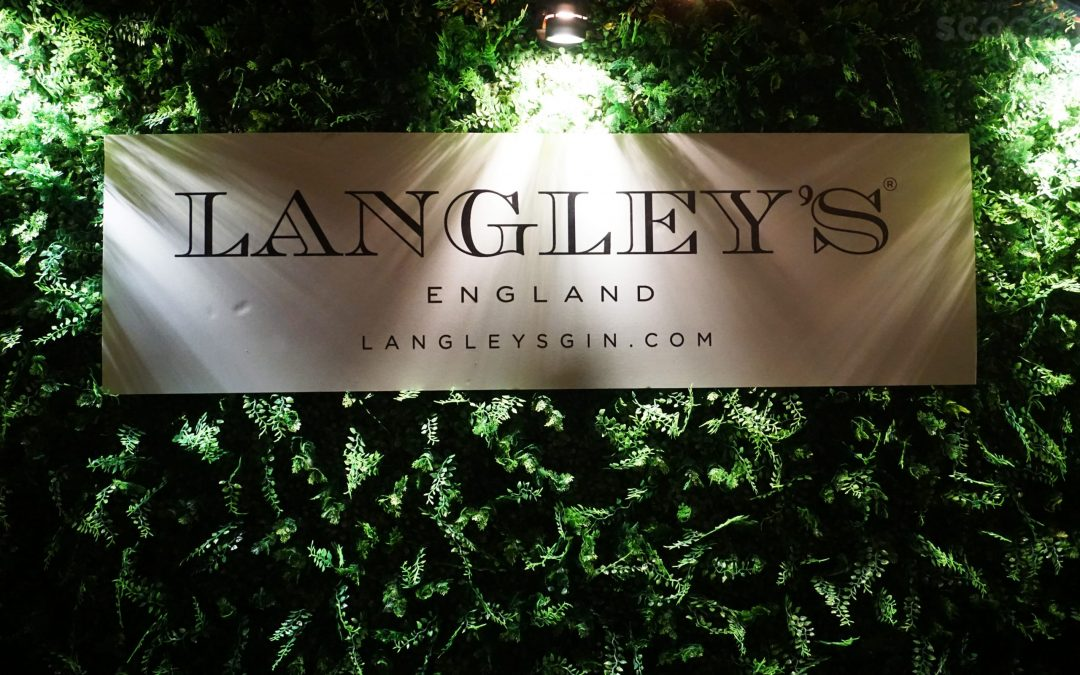 Langley's England Gin is Finally In The Philippines