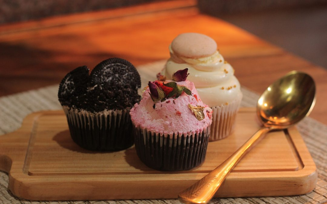 Love, Quinch : Cupcakes That Taste As Good As It Looks