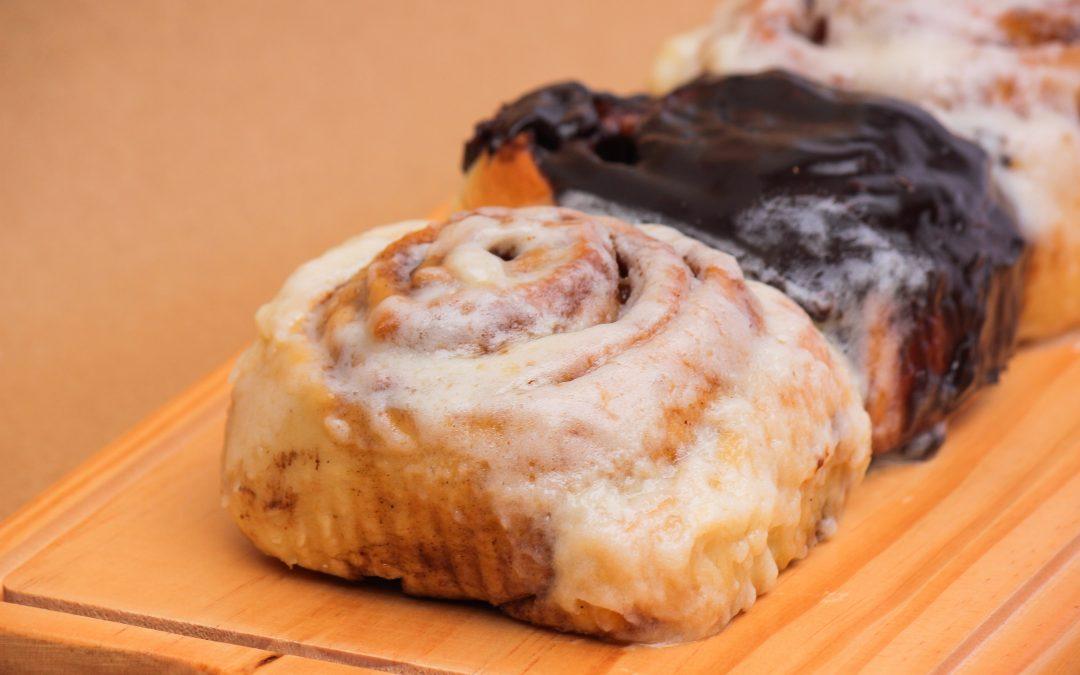 Baked by Feliz: The Best Homemade Cinnamon Rolls in Makati
