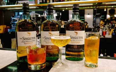 Singleton of Dufftown brings it's Single Malt Liquor to Manila