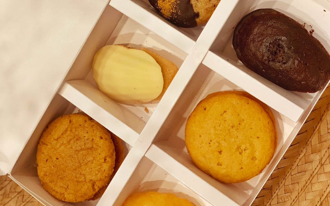 New Found Pastry Favourites for the Holidays by Eaterior